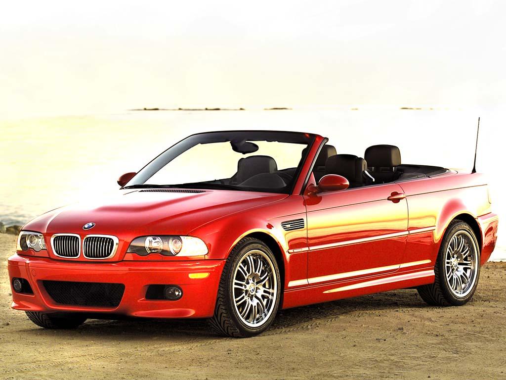 Rosalie's BMW M3 convertible
