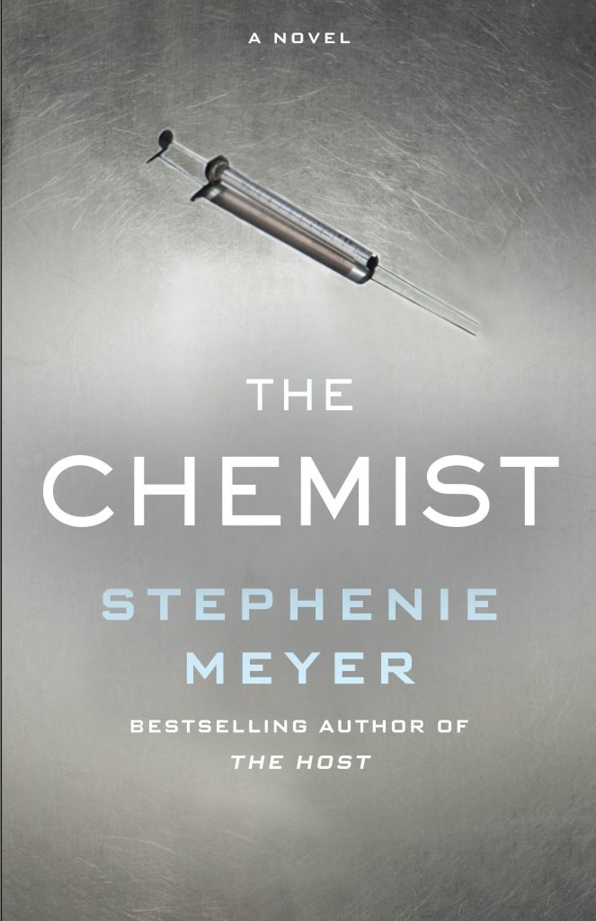 THE CHEMIST, jacket