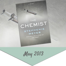 The Chemist, Stephenie Meyer