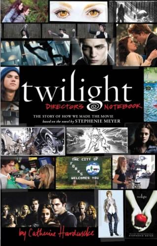 New Twilight Book Directorsnotebook
