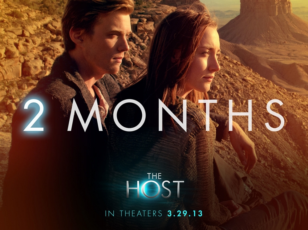 The Host 2 Month Countdown