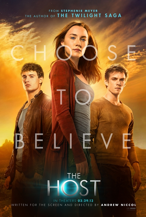 The Host Believe Poster