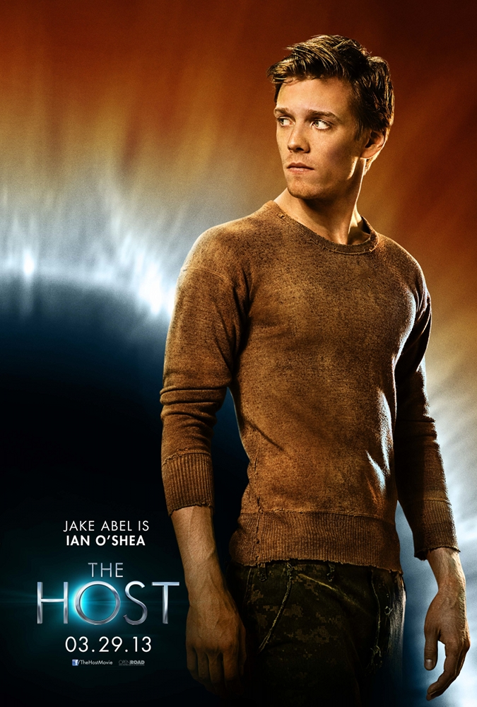 The Host Ian Poster