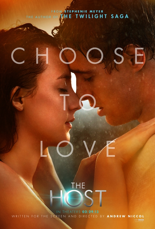 The Host Love Poster