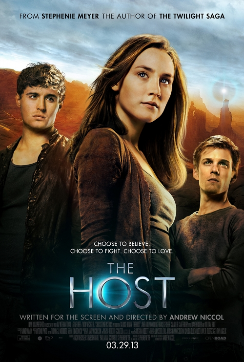 The Host Movie Poster 2