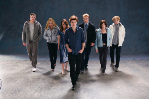 Cullens Walking