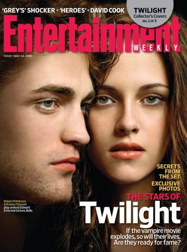 Twilight Movie Updates from 2008  Stephenie Meyer
