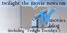 Twilight on MTV Movies