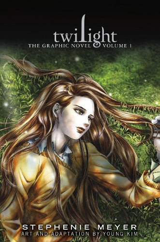 Twilight: The Graphic Novel Twilightgraphicnovel